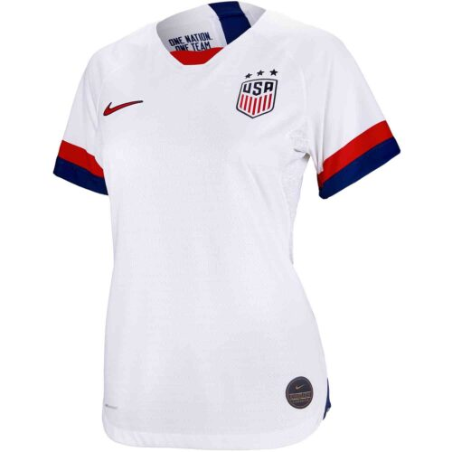 2019 Womens Nike USWNT Home Match Jersey