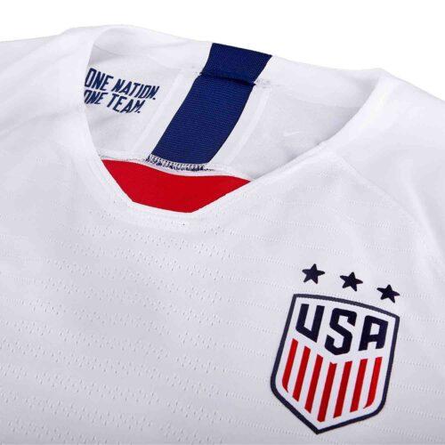 2019 Womens Nike Lindsey Horan USWNT Home Match Jersey