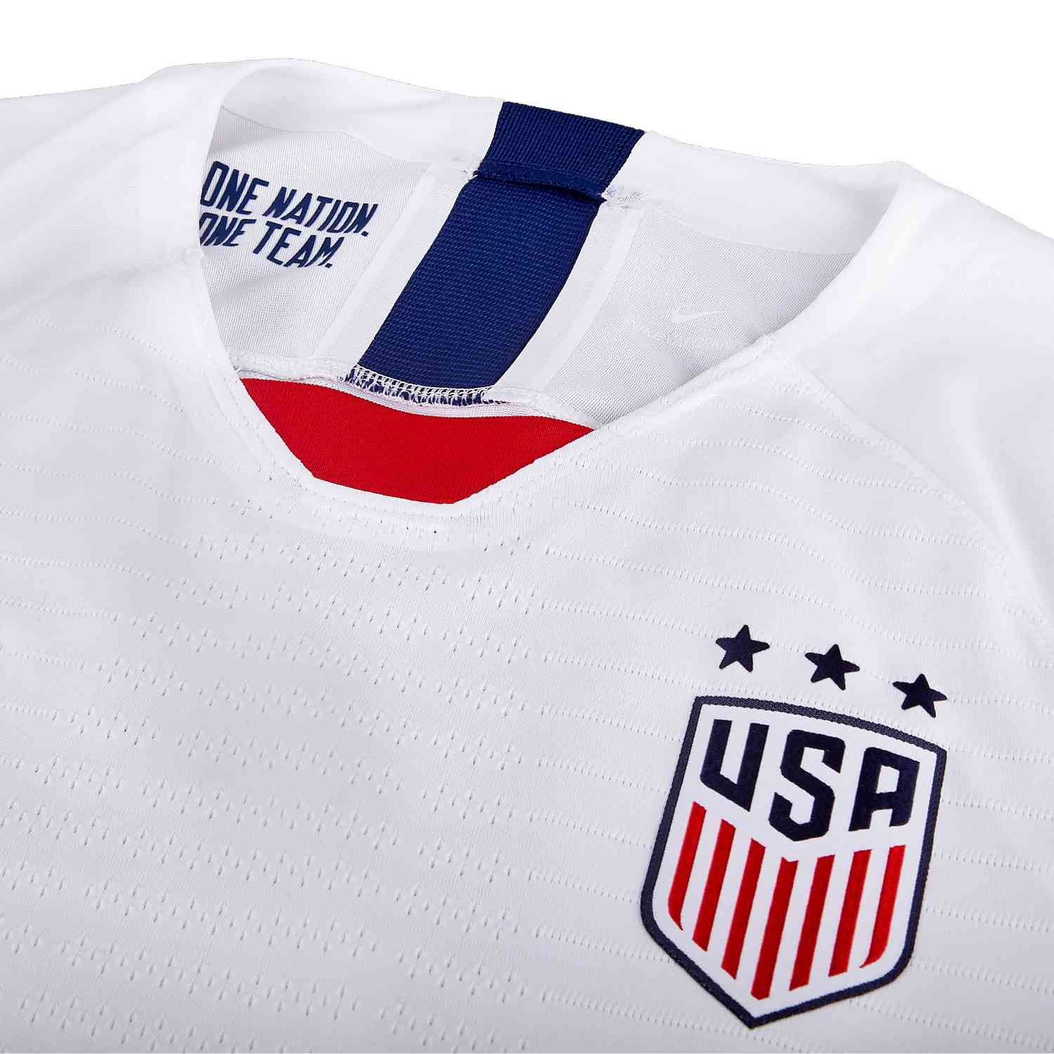 best sneakers 3fcd4 4bacf 2019 Womens Nike Lindsey Horan USWNT Home Match Jersey ...