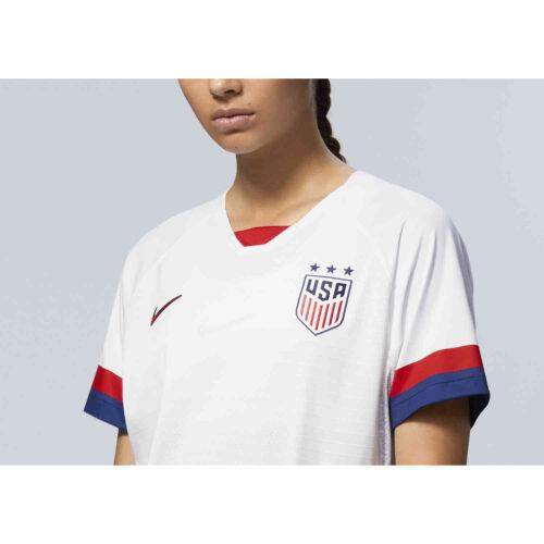 2019 Womens Nike USWNT Home Match Jersey