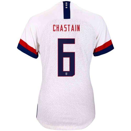 2019 Womens Nike Brandi Chastain USWNT Home Match Jersey