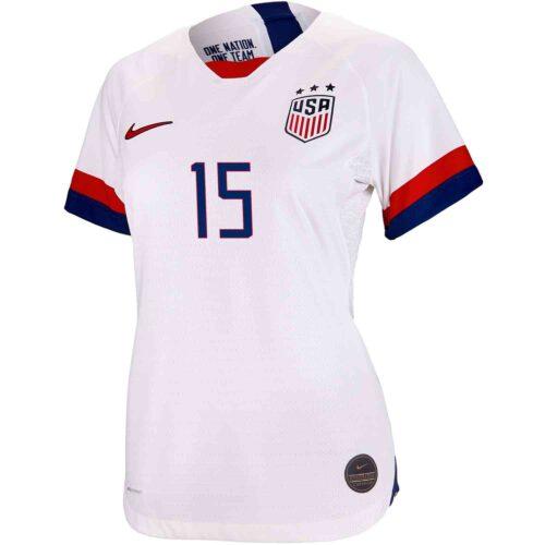 2019 Womens Nike Megan Rapinoe USWNT Home Match Jersey