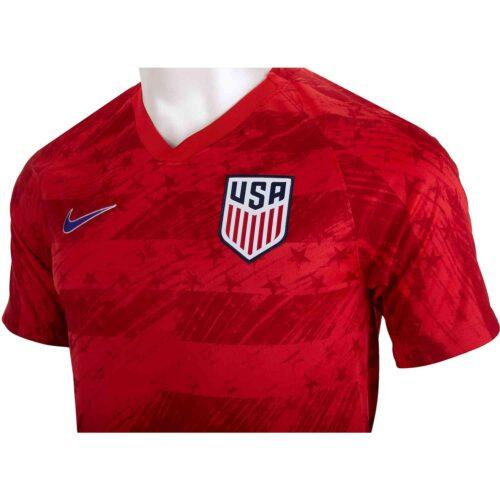 2019 Nike Christian Pulisic USMNT Away Jersey