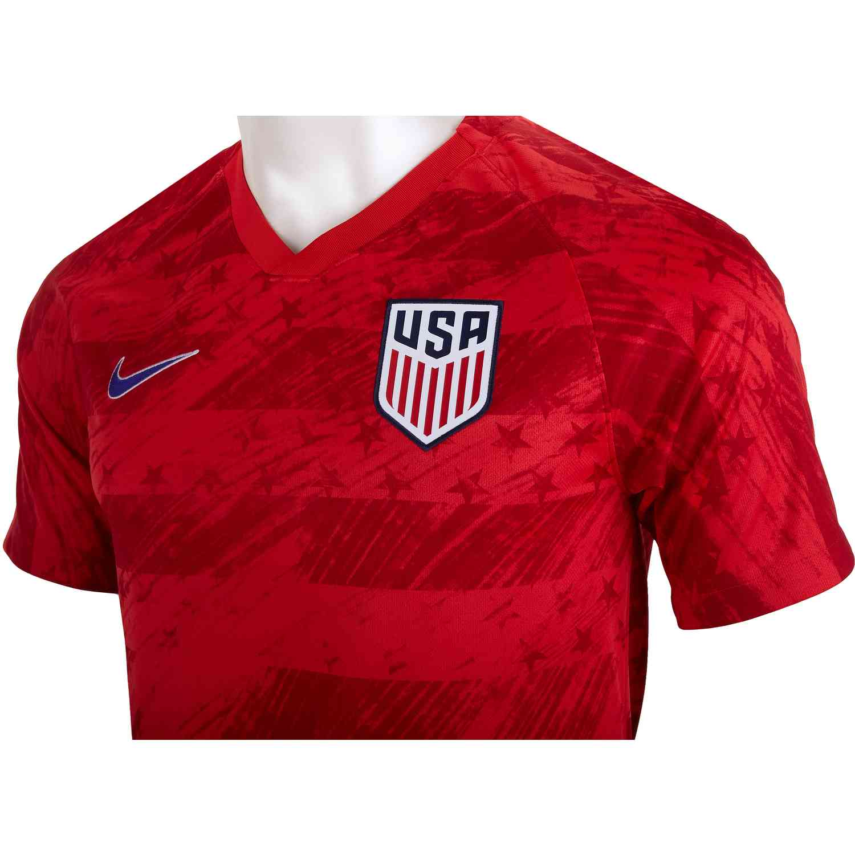 22e4ebd1881 2019 Nike USMNT Away Jersey - SoccerPro