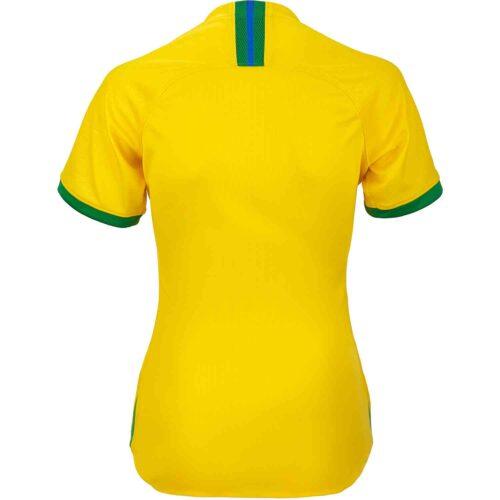 2019 Womens Nike Brazil Home Jersey