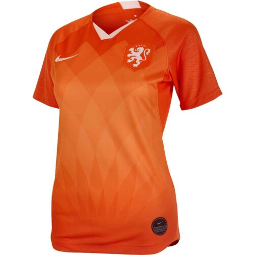 2019 Womens Nike Holland Home Jersey