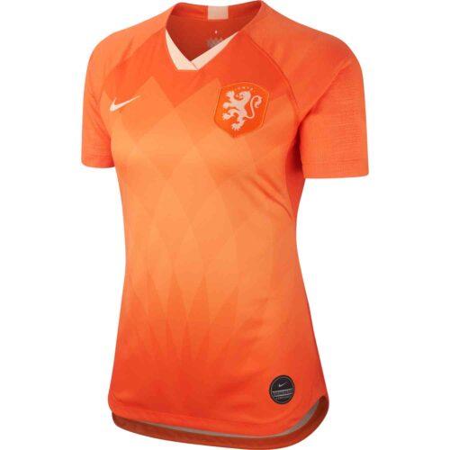 2019 Womens Nike Holland Home Jersey