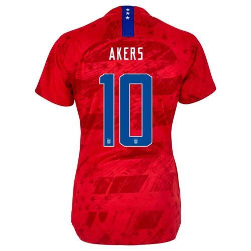 2019 Womens Nike Michelle Akers USWNT Away Jersey
