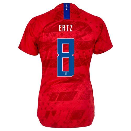 2019 Womens Nike Julie Ertz USWNT Away Jersey