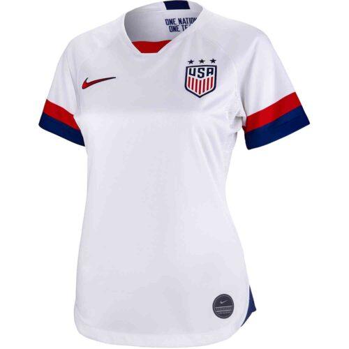 2019 Womens Nike USWNT Home Jersey