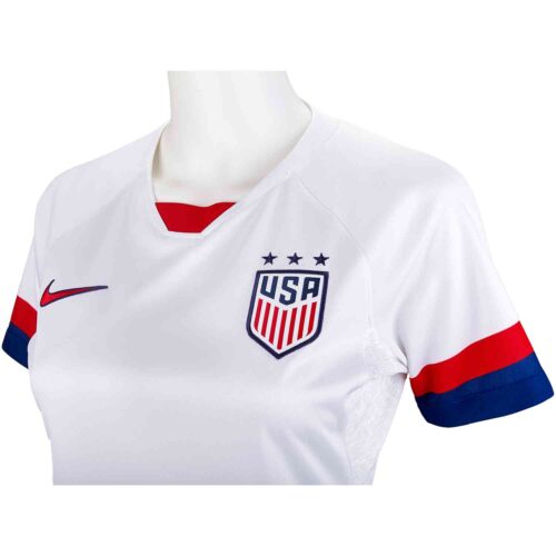 2019 Womens Nike Michelle Akers USWNT Home Jersey
