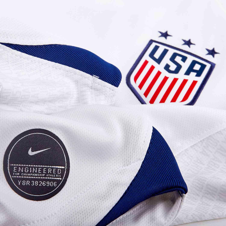 4703bd5e9 2019 Womens Nike USWNT Home Jersey - SoccerPro