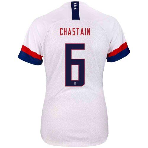 2019 Womens Nike Brandi Chastain USWNT Home Jersey