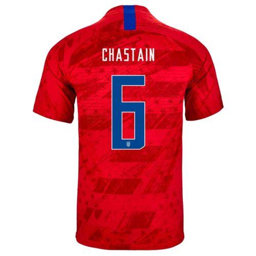 2019 Kids Nike Brandi Chastain USA Away Jersey