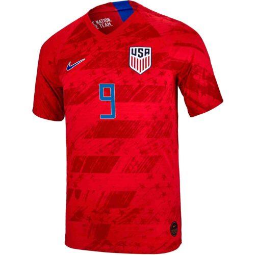 2019 Kids Nike Lindsey Horan USA Away Jersey