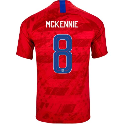 2019 Kids Nike Weston McKennie USA Away Jersey