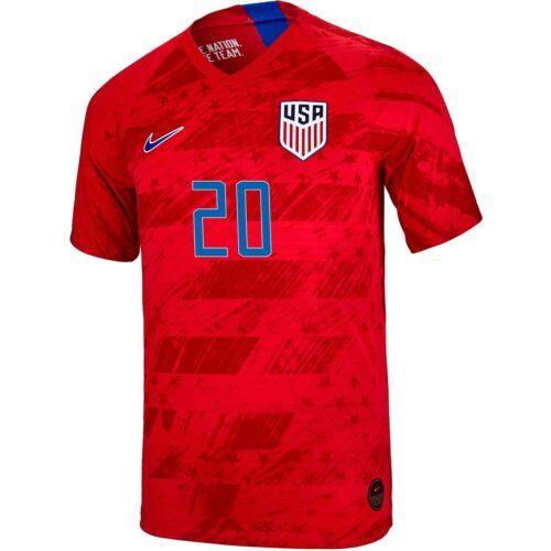 2019 Kids Nike Abby Wambach USA Away Jersey