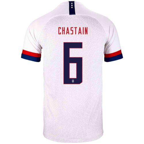 2019 Kids Nike Brandi Chastain USA Home Jersey