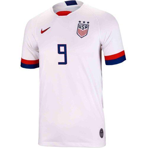 2019 Kids Nike Lindsey Horan USA Home Jersey