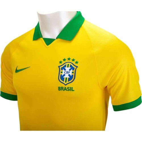 2019 Nike Brazil Home Jersey
