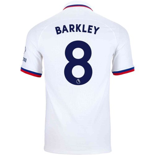 2019/20 Nike Ross Barkley Chelsea Away Match Jersey