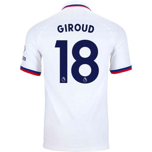 2019/20 Nike Olivier Giroud Chelsea Away Match Jersey