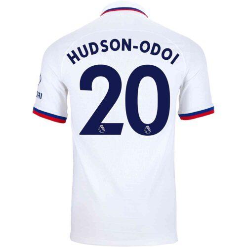 2019/20 Nike Callum Hudson-Odoi Chelsea Away Match Jersey
