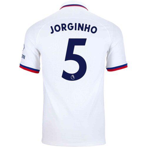 2019/20 Nike Jorginho Chelsea Away Match Jersey