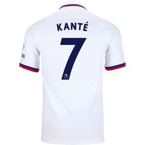 2019/20 Nike N'Golo Kante Chelsea Away Match Jersey