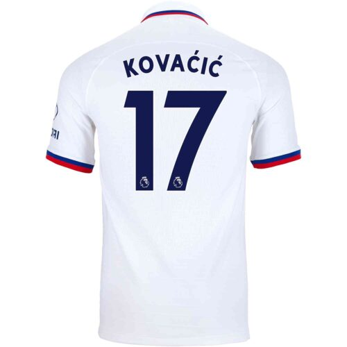 2019/20 Nike Mateo Kovacic Chelsea Away Match Jersey