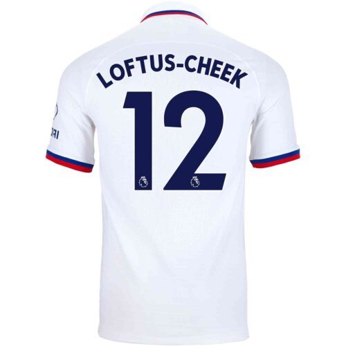 2019/20 Nike Ruben Loftus-Cheek Chelsea Away Match Jersey