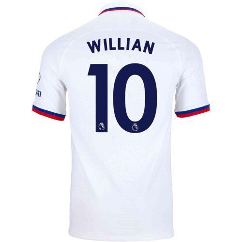 2019/20 Nike Willian Chelsea Away Match Jersey
