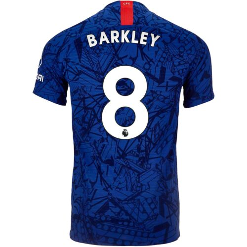 2019/20 Nike Ross Barkley Chelsea Home Match Jersey