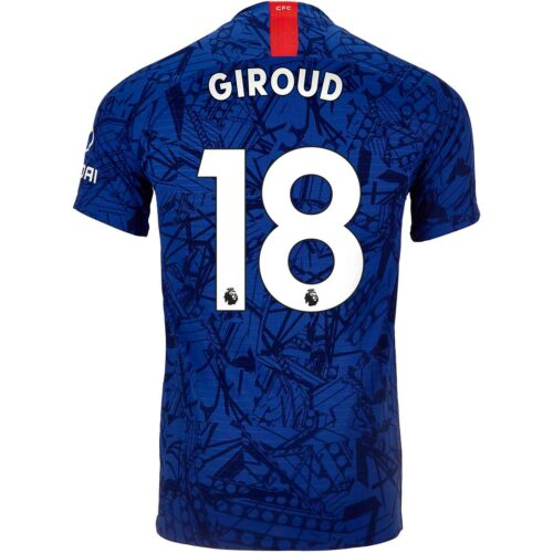 2019/20 Nike Olivier Giroud Chelsea Home Match Jersey