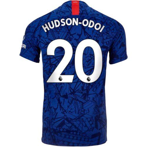 2019/20 Nike Callum Hudson-Odoi Chelsea Home Match Jersey