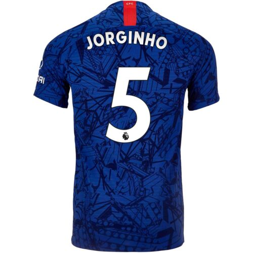 2019/20 Nike Jorginho Chelsea Home Match Jersey