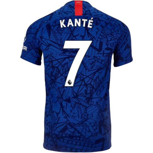 2019/20 Nike N'Golo Kante Chelsea Home Match Jersey