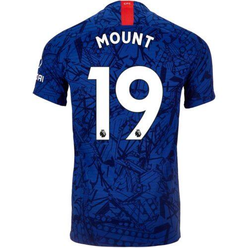 2019/20 Nike Mason Mount Chelsea Home Match Jersey