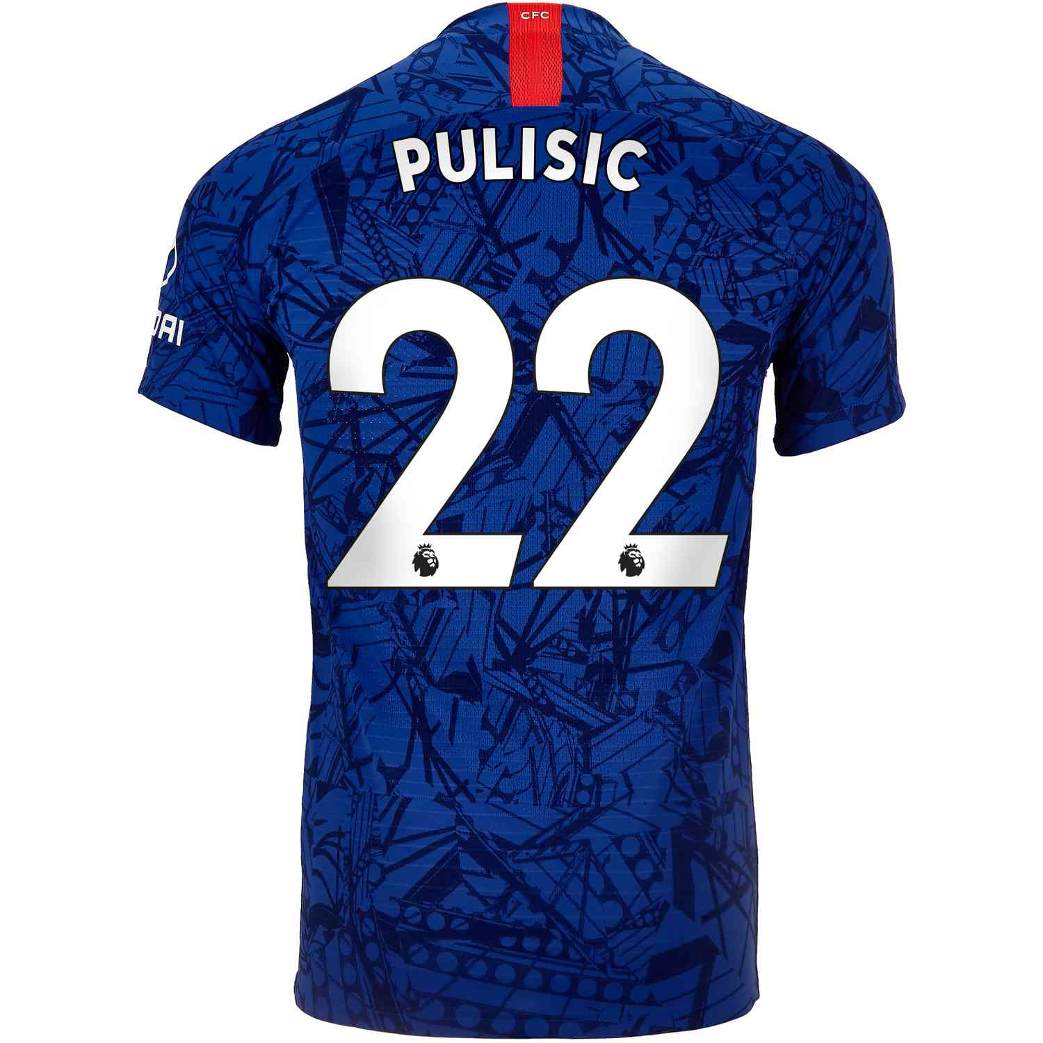 best cheap 64c60 83461 2019/20 Nike Christian Pulisic Chelsea Home Match Jersey ...