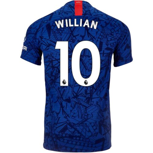 2019/20 Nike Willian Chelsea Home Match Jersey