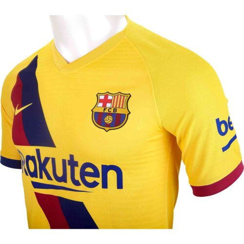 2019/20 Nike Barcelona Away Match Jersey