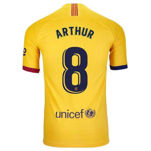 2019/20 Nike Arthur Barcelona Away Match Jersey