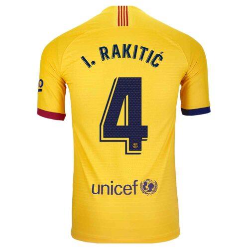 2019/20 Nike Ivan Rakitic Barcelona Away Match Jersey