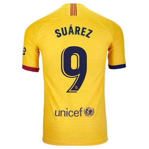 2019/20 Nike Luis Suarez Barcelona Away Match Jersey