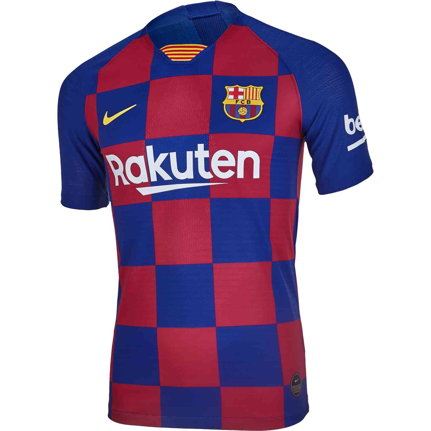 differently 9b7a6 4f42d 2019/20 Nike Barcelona Home Match Jersey