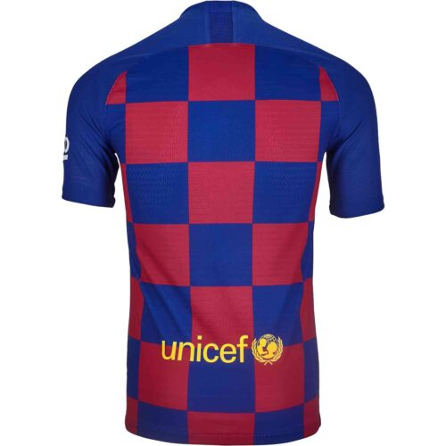 2019/20 Nike Barcelona Home Match Jersey
