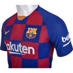 buy online 227fb 867d5 2019/20 Nike Barcelona Home Match Jersey - SoccerPro
