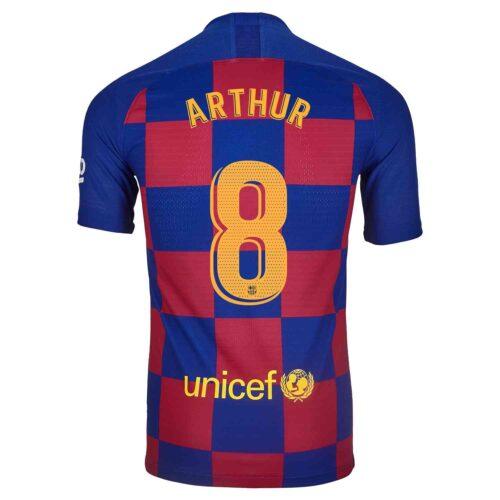 2019/20 Nike Arthur Barcelona Home Match Jersey