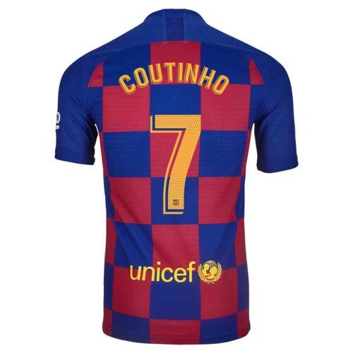 2019/20 Nike Philippe Coutinho Barcelona Home Match Jersey
