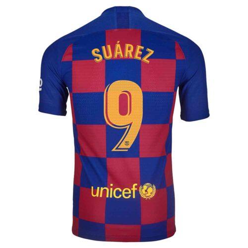 2019/20 Nike Luis Suarez Barcelona Home Match Jersey